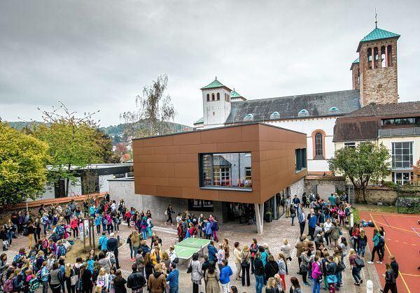 Lernzentrum eingeweiht